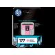 HP 177 Light Magenta Ink Cartridge
