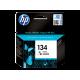HP 134 Tri-color Inkjet PrintCartridge